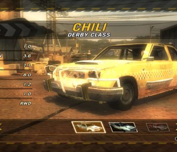 Flatout Ultimate Carnage: Extended Updates – Chassey Blue
