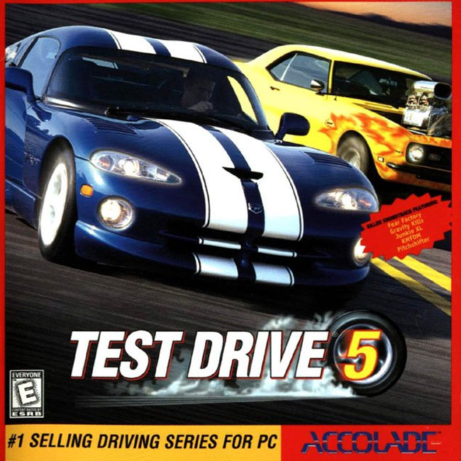 Test Drive 5 Trainer Released